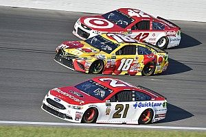 NASCAR still in talks to bring new manufacturers to the Cup Series