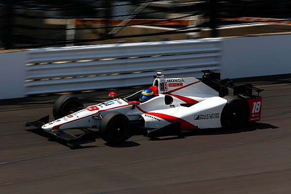 Indy 500: Ersatzmann für verletzten Sebastien Bourdais steht fest