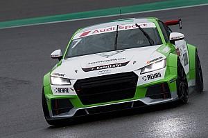 Egyéb autósport BRÉKING Nem lesz jövőre Audi TT Kupa, Keszthelyi Vivien más sorozatban folytatja