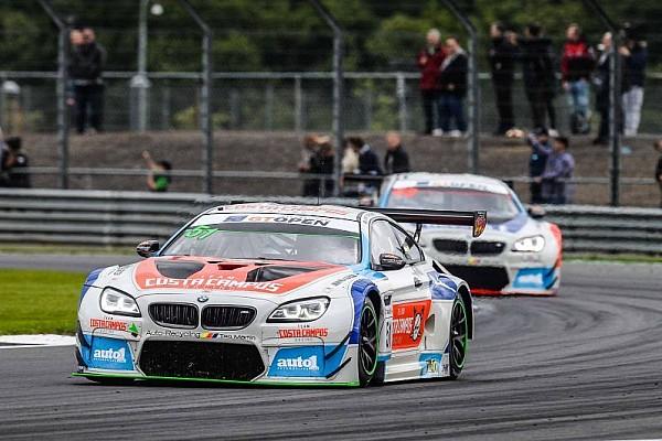 GT Open A Silverstone vincono Lexus e BMW, ma il leader è Venturini