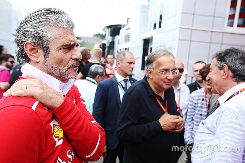 Ross Brawn: Ferrari-Schwäche hängt mit Marchionnes Tod zusammen