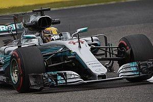 F1日本GP 予選速報:ハミルトン圧巻のPP。ボッタスが2番手で並ぶ