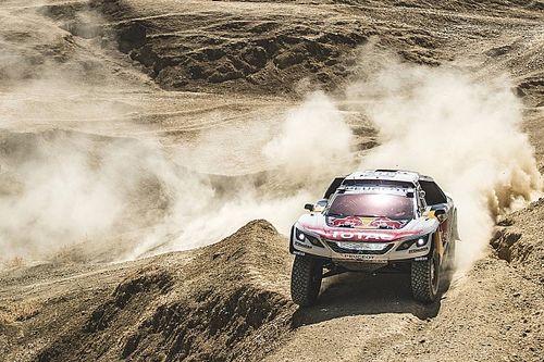Maroc, étape 1 - Loeb s'impose et prend la tête