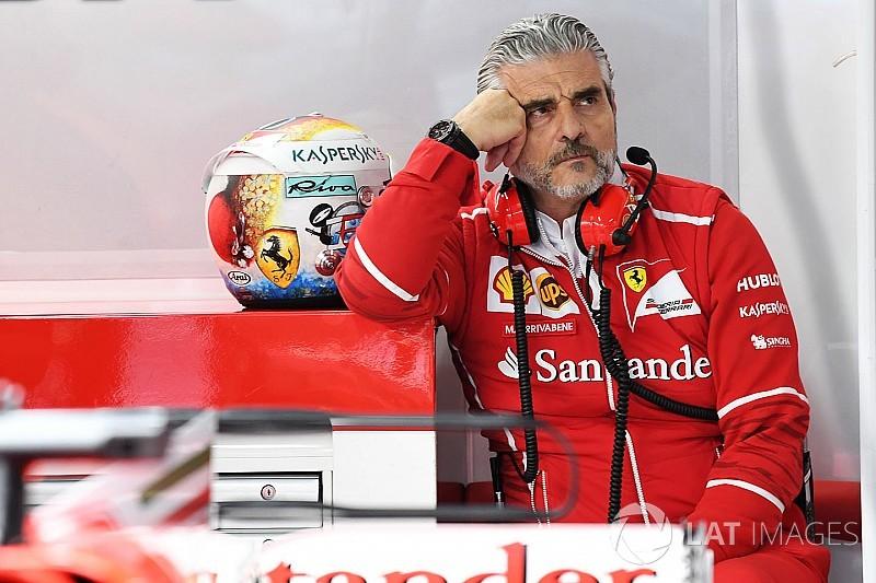 Феттель назвал Арривабене правильным человеком для управления Ferrari