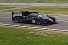 Fotos espía: el nuevo BR1 LMP1 del WEC en un test secreto