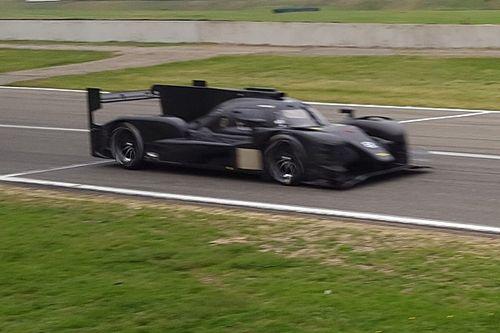 Spyshots: De nieuwe BR1 LMP1-bolide in actie tijdens geheime test