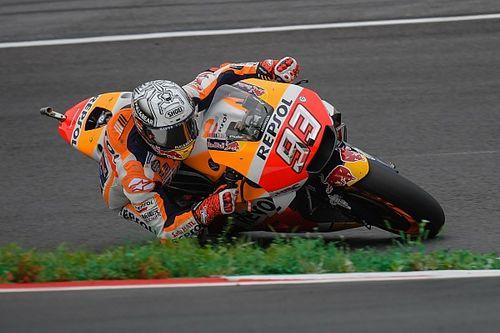 """Marquez: """"Siamo più vicini alla Ducati. Domenica vedremo quanto"""""""