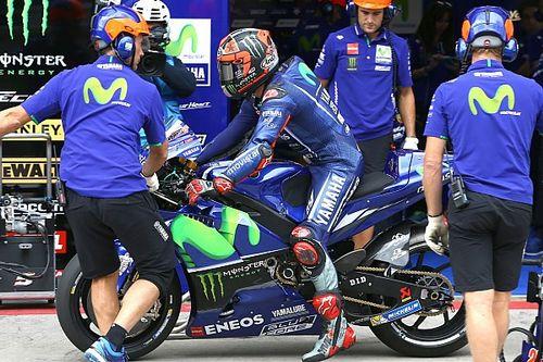 Nach MotoGP-Pleite Spielberg: Vinales will Yamaha-Chassis nicht wechseln