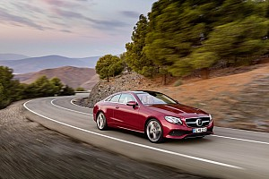 Prodotto Ultime notizie Mercedes Classe E Coupé, spazio al design