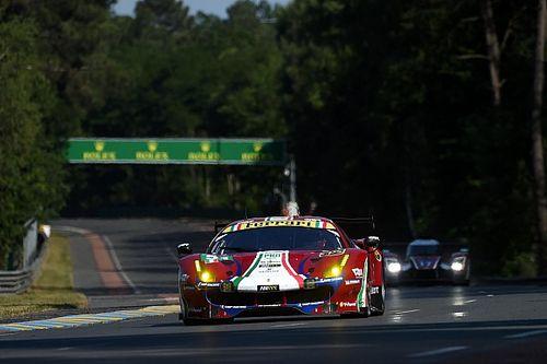 "Super-sub Rugolo relishing ""dream"" Ferrari Le Mans chance"