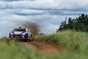 Polonya WRC: Tanak hata yaptı, Neuville galibiyete gidiyor