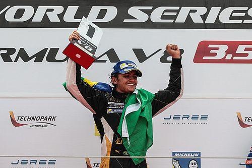Fittipaldi column: Retaking F3.5 championship lead a relief
