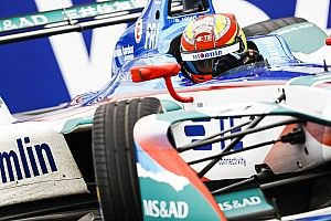 Frijns geeft Formule E-droom niet op