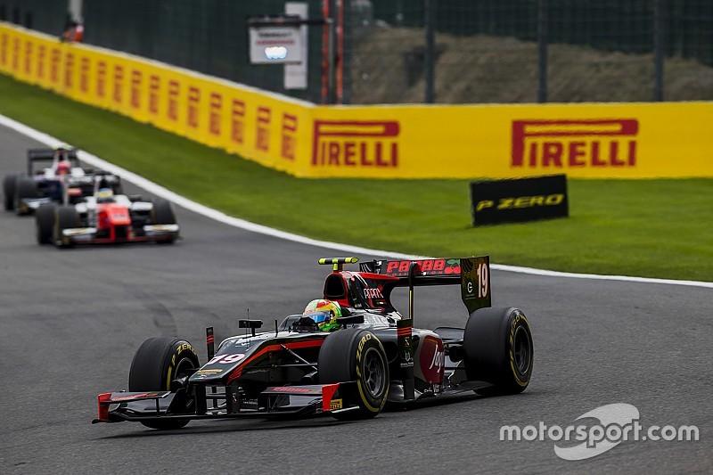 Merhi correrá de nuevo en Monza con Rapax