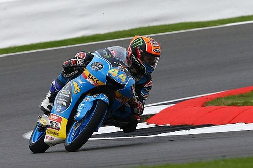 Moto3 Inggris: Start ke-16, Canet rebut kemenangan