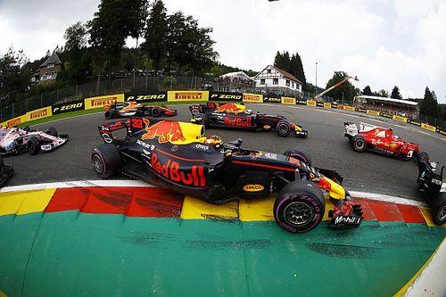 In beeld: de mooiste foto's van de Grand Prix van België