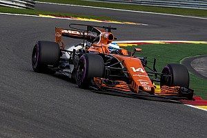 Formula 1 Breaking news Honda system confused by Alonso taking Pouhon flat