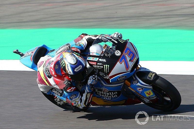 Marquez ongenaakbaar in tweede oefensessie op Silverstone