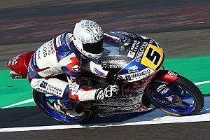 Romano Fenati firma una grande pole position a Silverstone