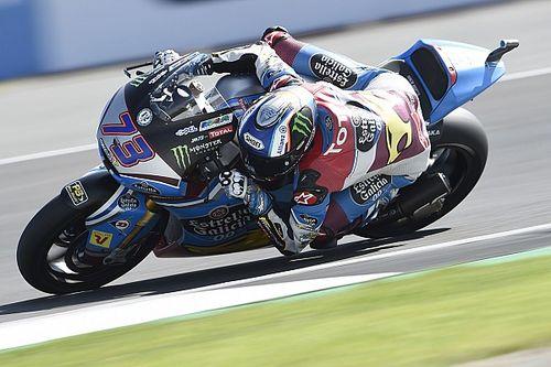 Marquez niet meer in actie tijdens GP van San Marino