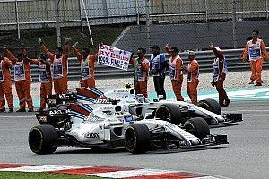 Williams concedes Massa/Stroll swap allowed Vandoorne through
