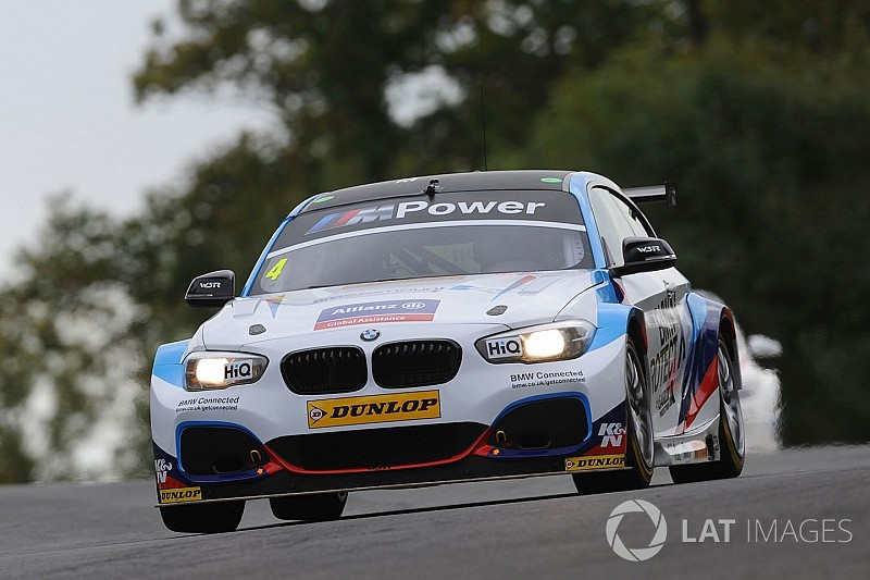 Brands Hatch BTCC: Turkington wins from 15th to set up showdown