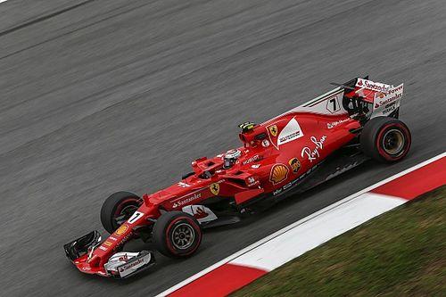 Malezya GP 3. Antrenman: Raikkonen lider, Vettel sorun yaşadı!
