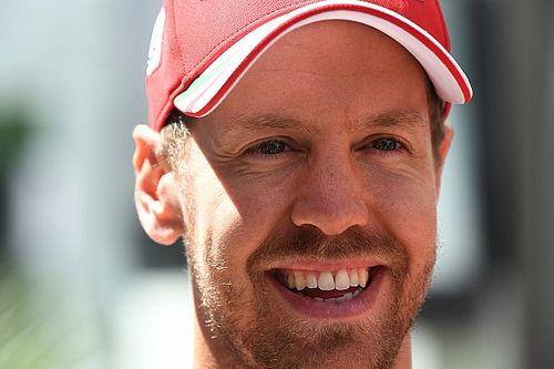 """Vettel sorride: """"Questa Ferrari va forte, ma a Sochi occhio alla Mercedes!"""""""