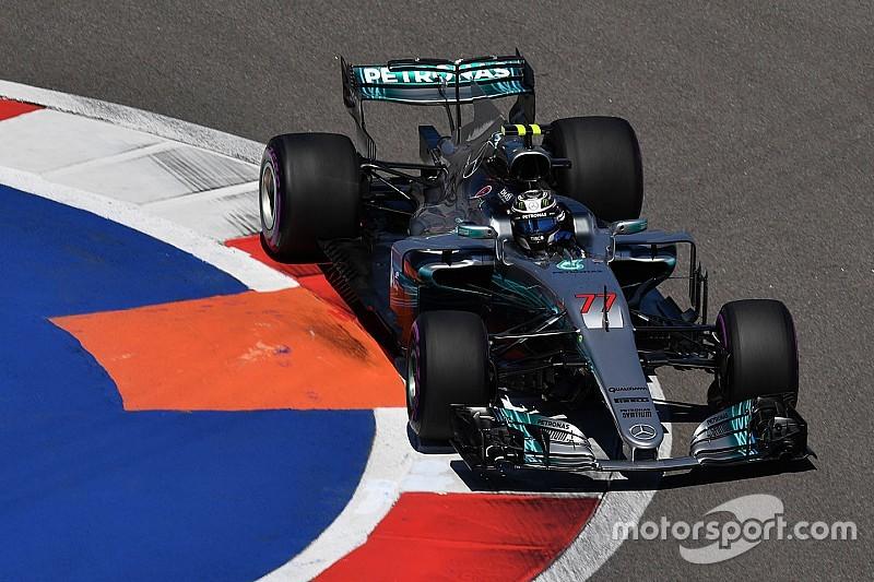 【F1】ロシアGP決勝速報:ボッタス、逆転で初優勝! アロンソはスタートできず