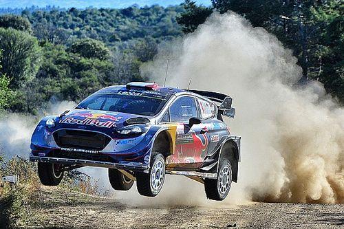 WRC 2017: M-Sport stellt Sebastien Ogier einen nagelneuen Fiesta