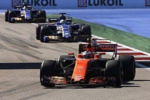 【F1】バンドーン「14位は今の立場を正しく示している」