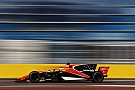Alonso: McLaren losing three seconds on Sochi's straights