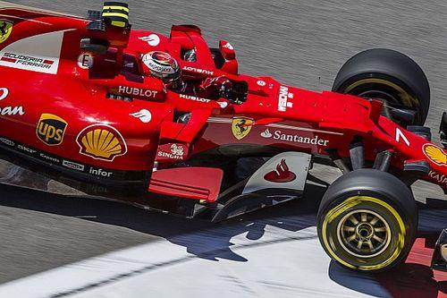 Verkeer kostte Raikkonen kans op eerste pole in negen jaar