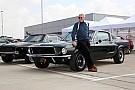 La Mustang Bullitt de Steve McQueen retrouvée !