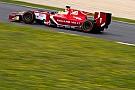 FIA F2 Charles Leclerc subito al comando nelle Libere di Barcellona