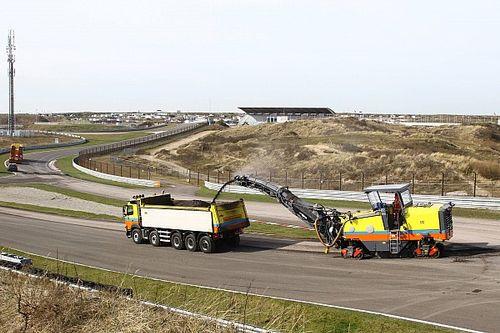 Neuer Asphaltbelag: Zandvoort verspricht schnellere Rundenzeiten