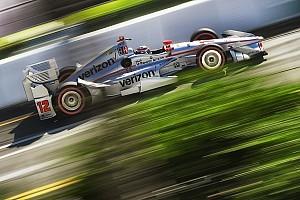 IndyCar Qualifyingbericht IndyCar St. Petersburg: Will Power beim Saisonauftakt 2017 auf Pole