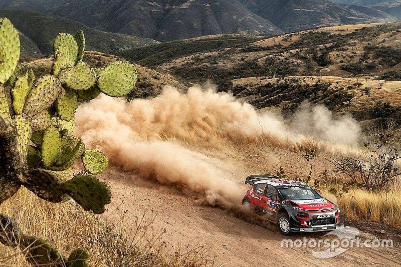 Citroën, a una jornada de su primera victoria del año