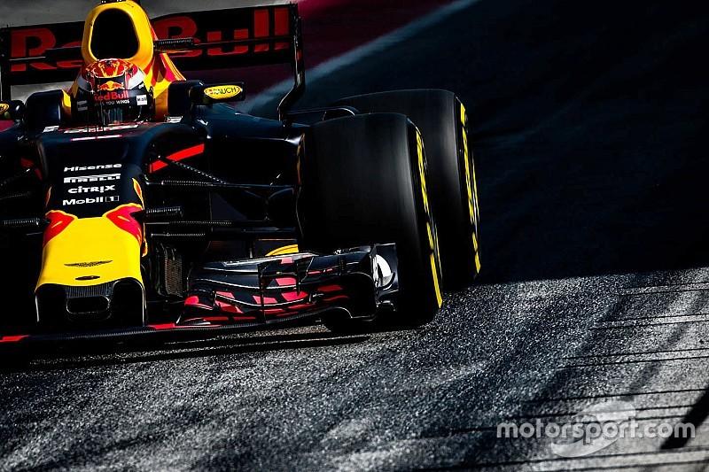 Ricciardo cree que Red Bull está a medio segundo de Mercedes