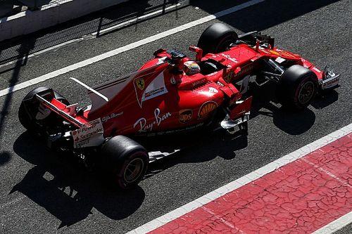 Ferrari и Red Bull синхронно провели симуляцию гонки