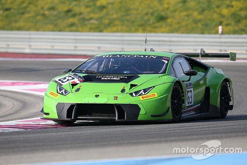 Victoria para el Lamborghini de Engelhart, Caldarelli y Bortolotti en el BES de Monza