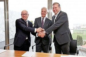 Tata Motors and Volkswagen sign strategic agreement
