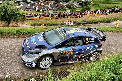 Rally di Germania: Tanak chiude in vetta la Tappa 1. Neuville sale 3°!