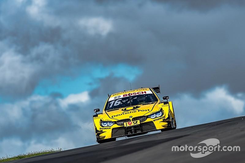 DTM Zandvoort: Glock wint eerste race, 1-2-3 voor BMW