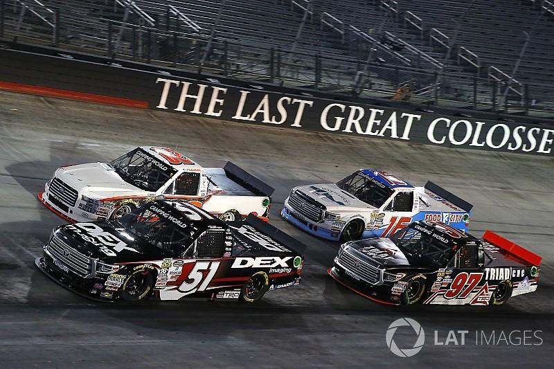 Bristol NASCAR Truck race date adjusted for triple-header weekend