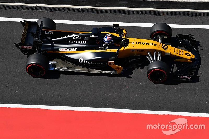 Test Hungaroring: Renault si è affidata a Latifi, veterano della F.2