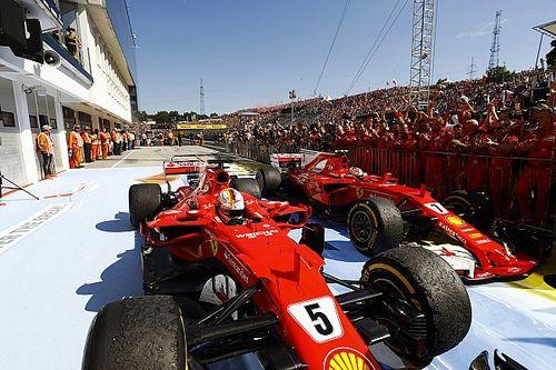 Presidente da Ferrari diz que não blefa sobre saída da F1