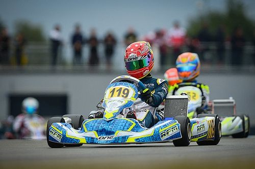 Moroccan Taoufik becomes European karting champion