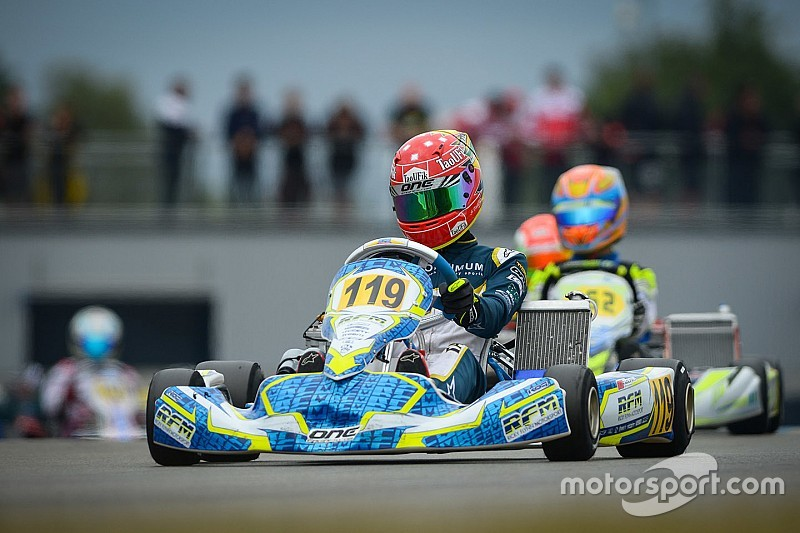 Moroccan Taoufik becomes European karting champion