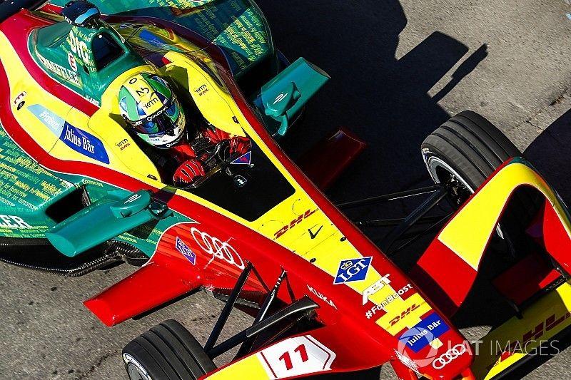 Montreal ePrix: Di Grassi beats penalised Buemi in qualifying
